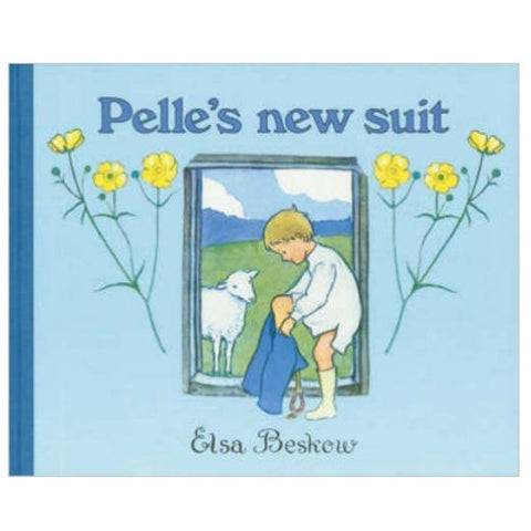 Pelle's New Suit (mini size, hardbound)