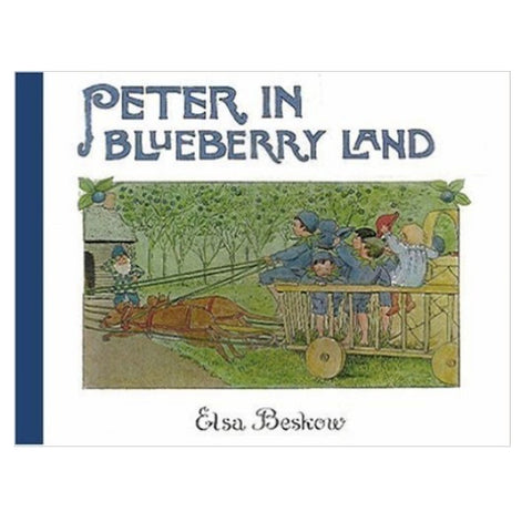 Peter in Blueberry Land (mini size, hardbound)