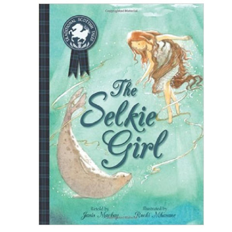 Selkie Girl, The (paperback)
