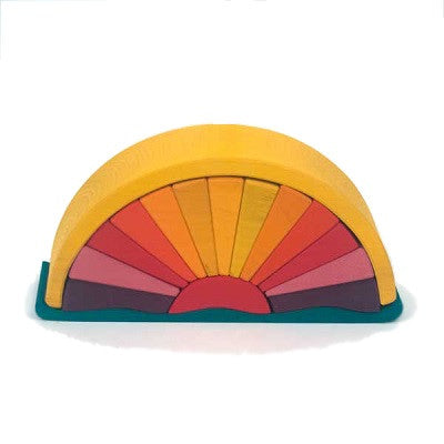 Sun Ray Arch Stacking Toy