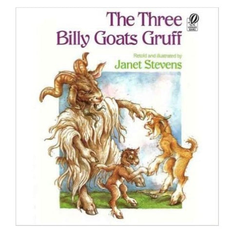 Three Billy Goats Gruff, The (paperback)