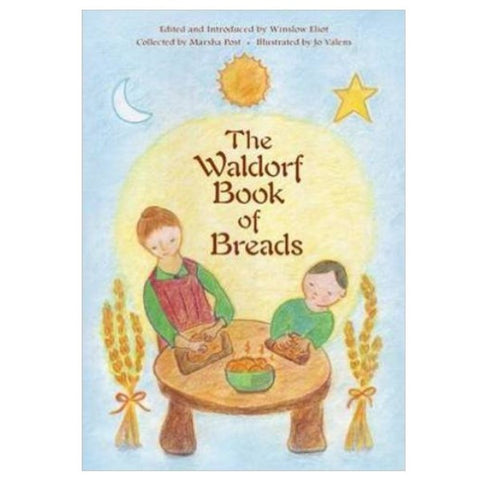 Waldorf Book of Breads, The (spiral-bound paperback)