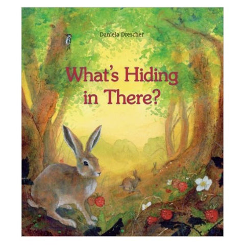 What's Hiding in There? (hardcover)