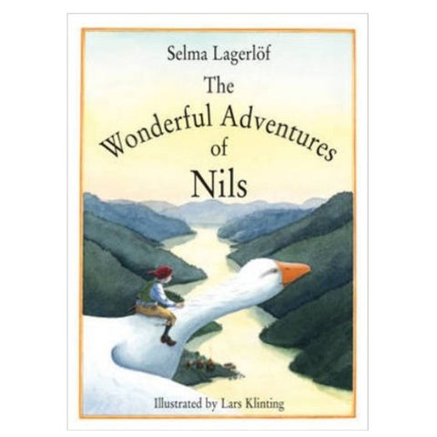 Wonderful Adventures of Nils, The (hardbound)