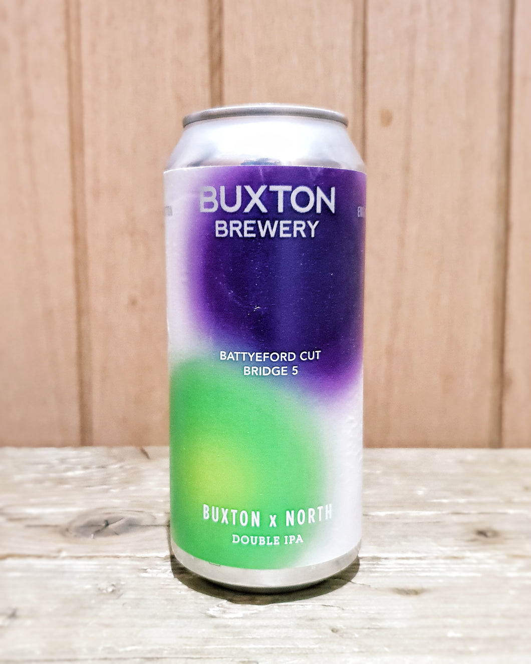 Buxton x North Brew - Battyeford Cut Bridge 5 DIPA