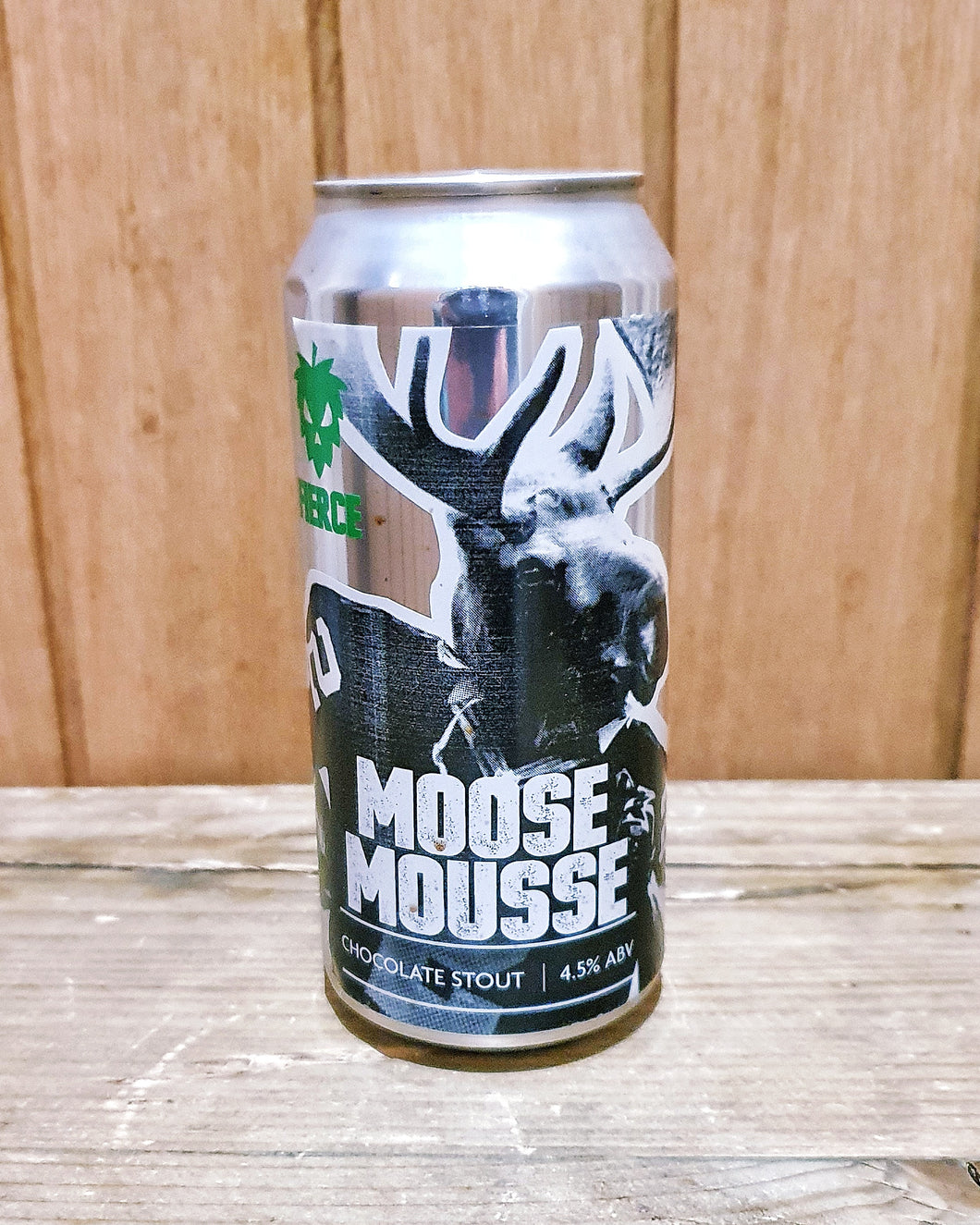 Fierce Beer - Moose Mousse
