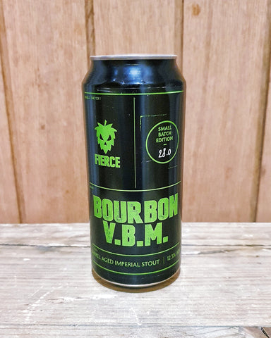 Fierce Beer - Bourbon V.B.M