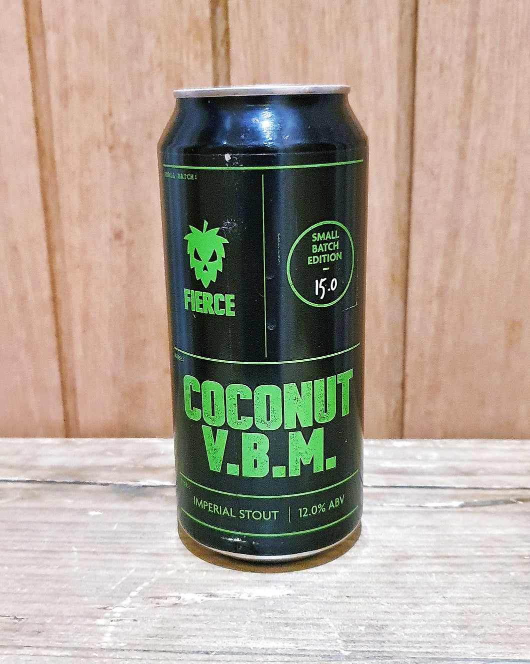 Fierce Beer - Coconut V.B.M