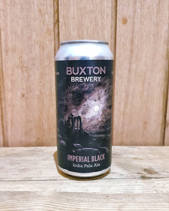 Buxton - Imperial Black IPA