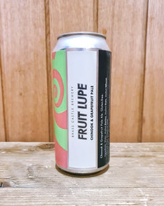 Brass Castle - Fruit Lupe Chinook and Grapefruit