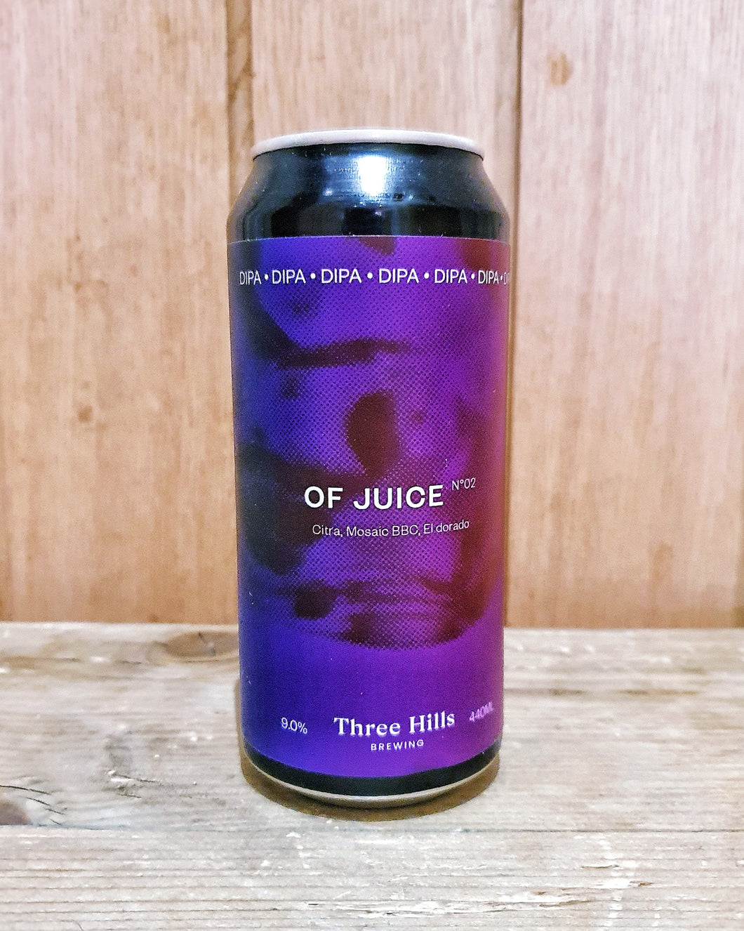 Three Hills Brewing - Of Juice No.2