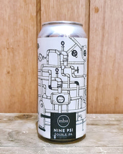 Mobberley Brewhouse - Nine PSI