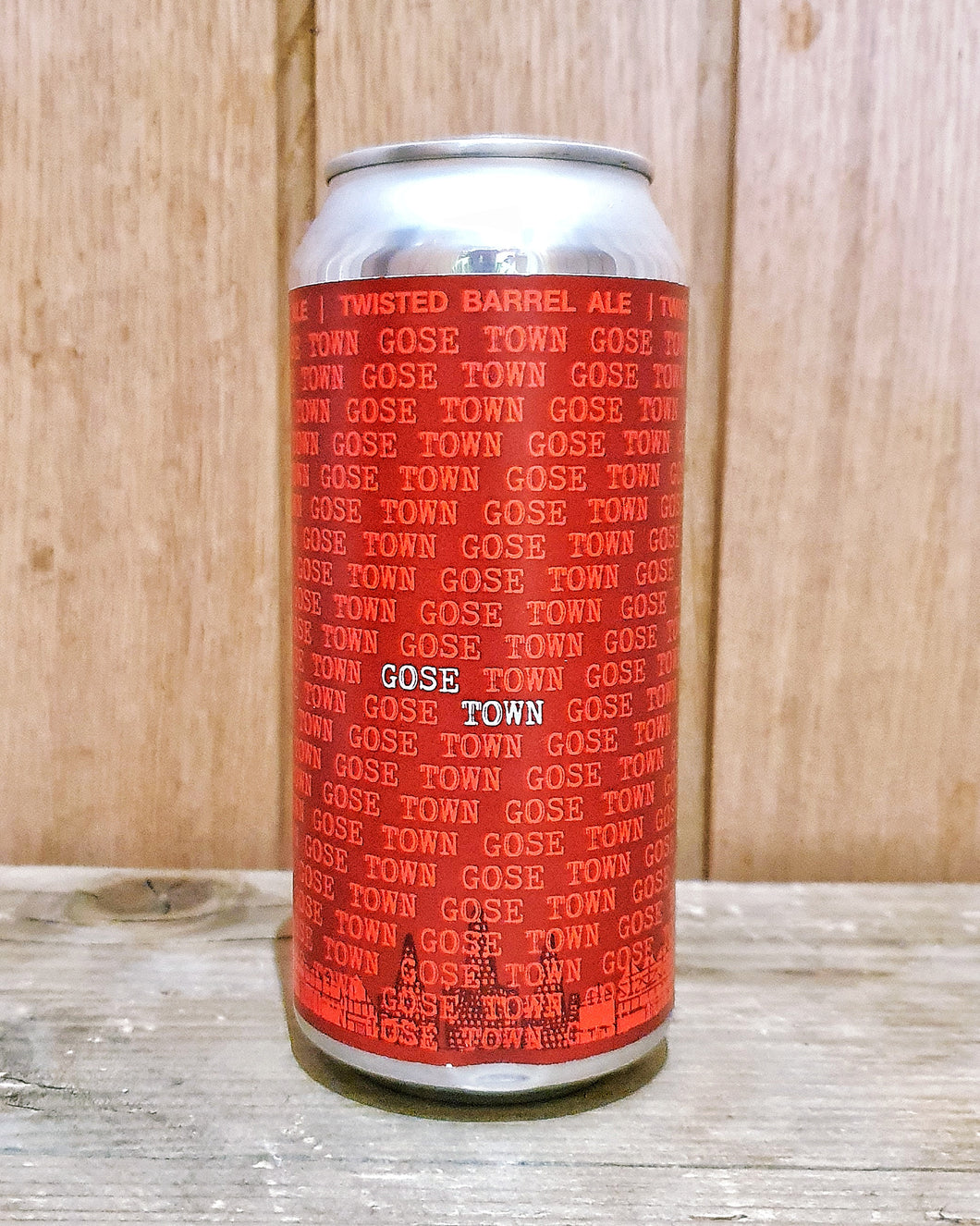 Twisted Barrel Brewery - Gose Town