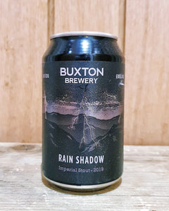 Buxton Brewery - Rain Shadow Imperial Stout