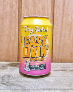 Tiny Rebel - Easy Livin'