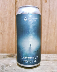 Leviathan Brewing - Instinct Of Survival