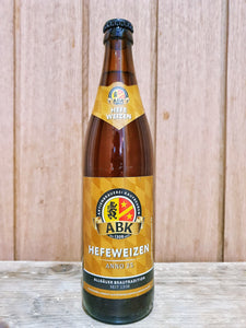 ABK - Hefeweizen/Wheat Beer