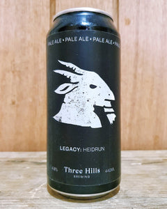 Three Hills Brewing - Heidrun Pale