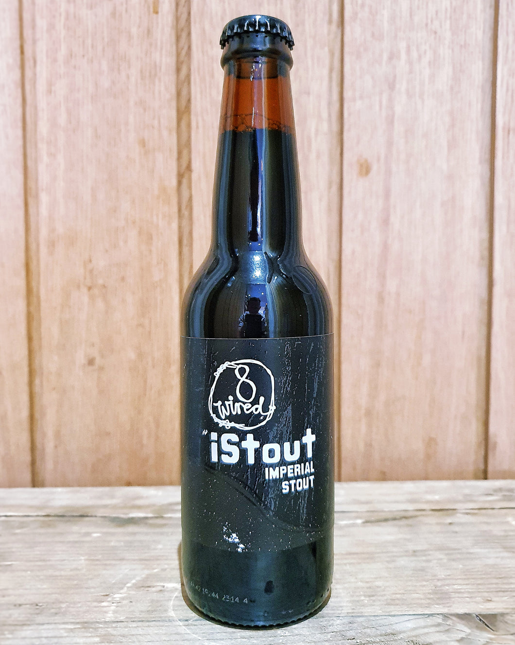 8 Wired Brewing Co - iStout