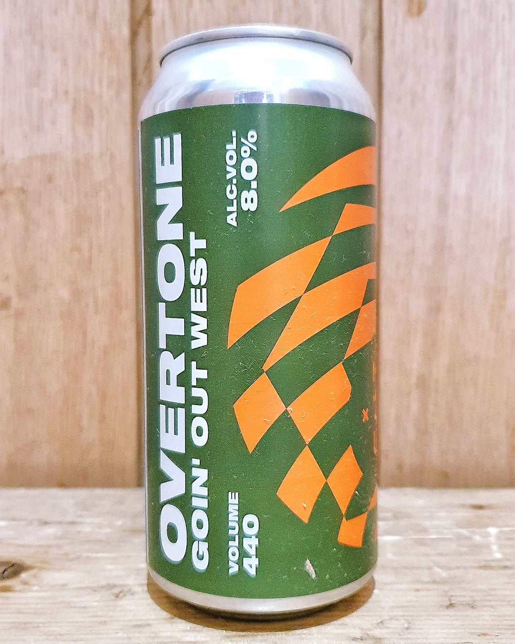Overtone - Going Out West