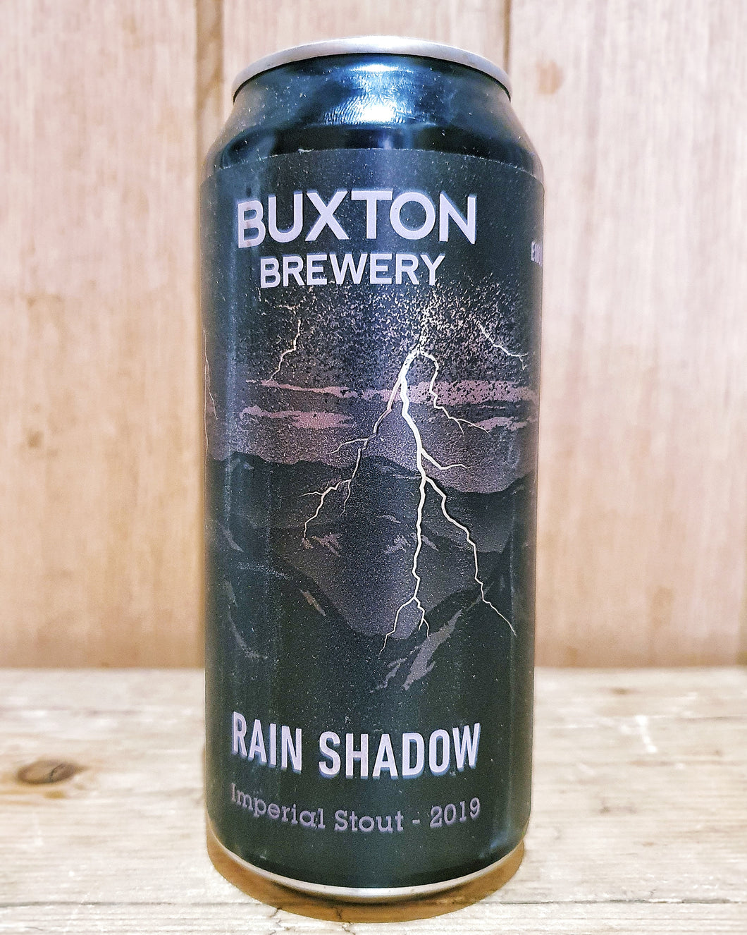 Buxton Rain Shadow Imperial Stout 2018