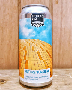 Pressure Drop - Future Sunshine