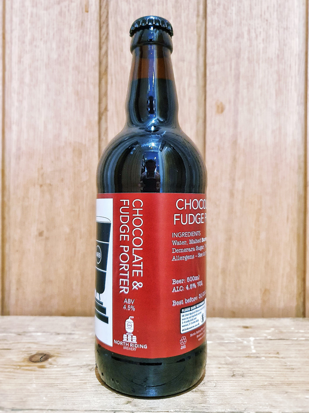 North Riding Brewery - Chocolate and Fudge Porter