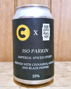 Carnival Brewing Co - Iso Parkin