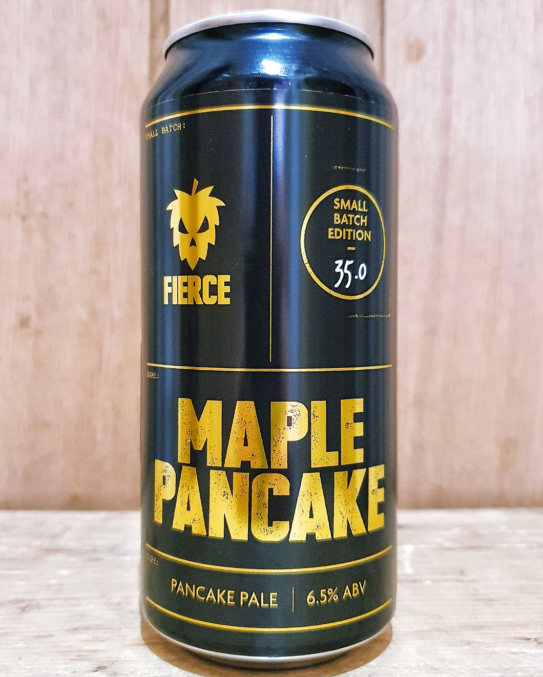Fierce Beer - Maple Pancake Pale Ale