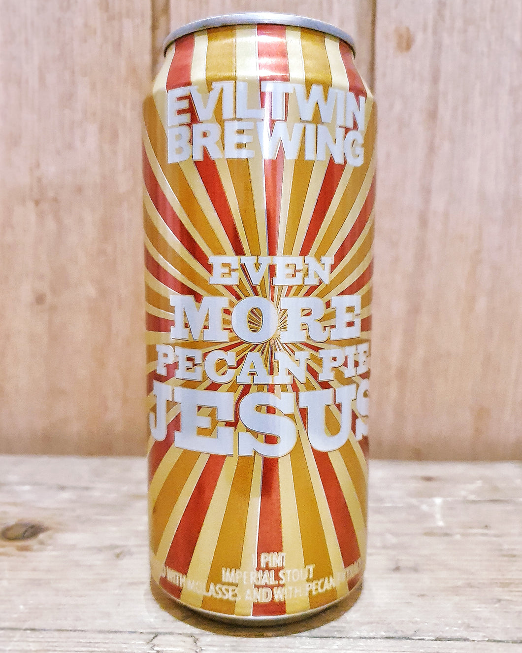 Evil Twin Brewing - Even More Pecan Pie Jesus