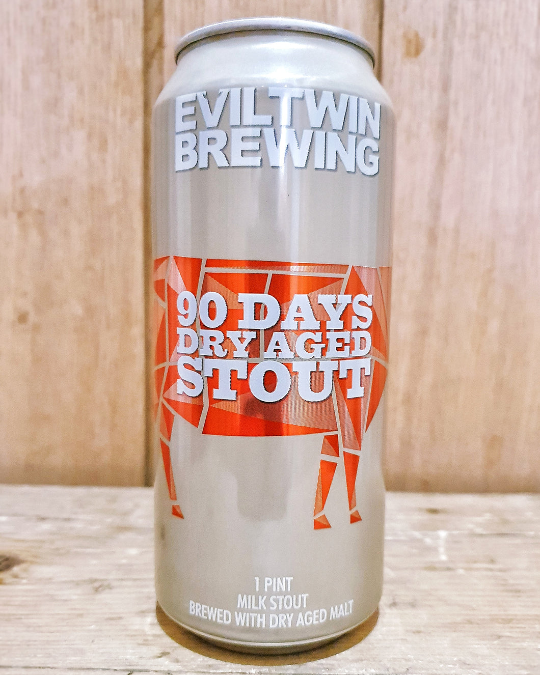 Evil Twin Brewing - 90 Days Dry Aged Stout