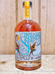 Two Swallows Spiced Rum