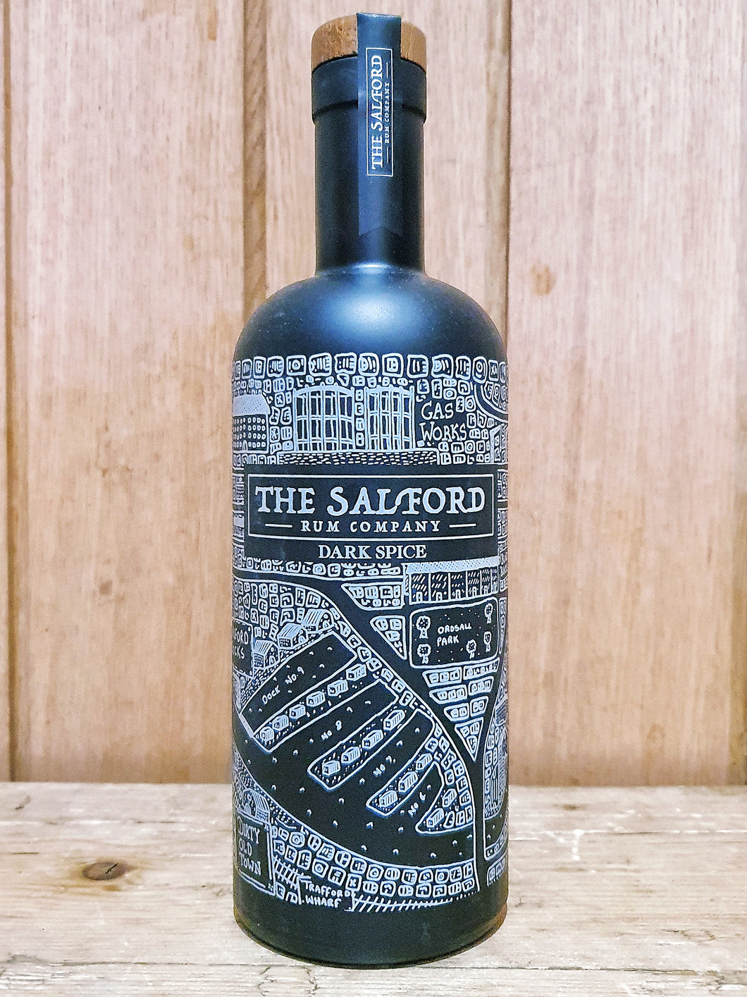 The Salford Rum Company - Dark Spice