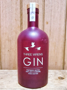 Three Wrens Raspberry Edition Gin