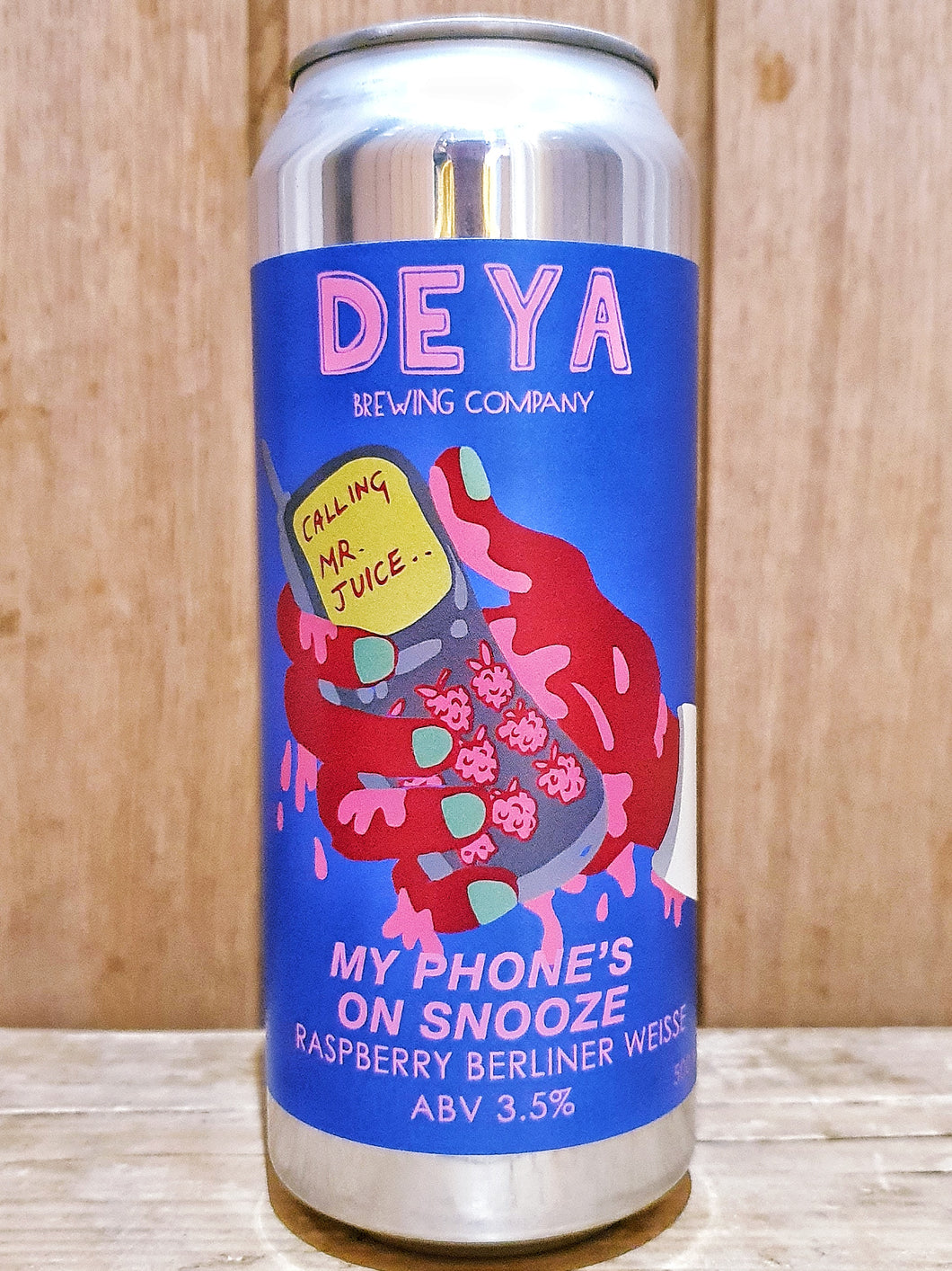 DEYA - My Phone's On Snooze