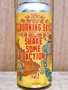 Burning Sky - Shake Some Action- ALE SALE BBE 12/12/20