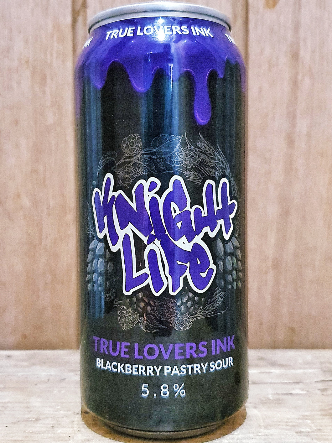 Knight Life Brewing Co - True Lovers Ink