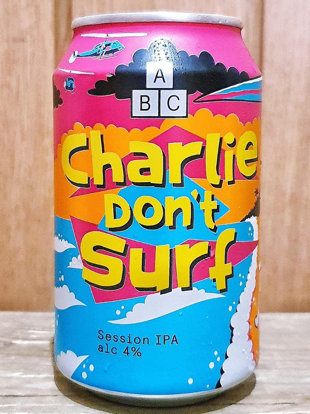 Alphabet Brewing - Charlie Don't Surf