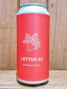 Pomona Island - Letter 23 Cans
