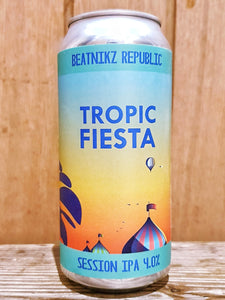 Beatnikz Republic - Tropic Fiesta