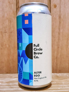 Full Circle Brew Co - Alter Ego - ALE SALE BBEJAN21