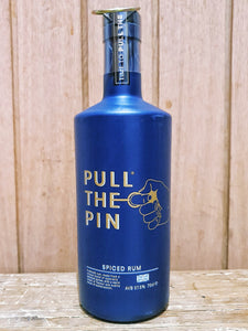 Pull The Pin - Spiced Rum