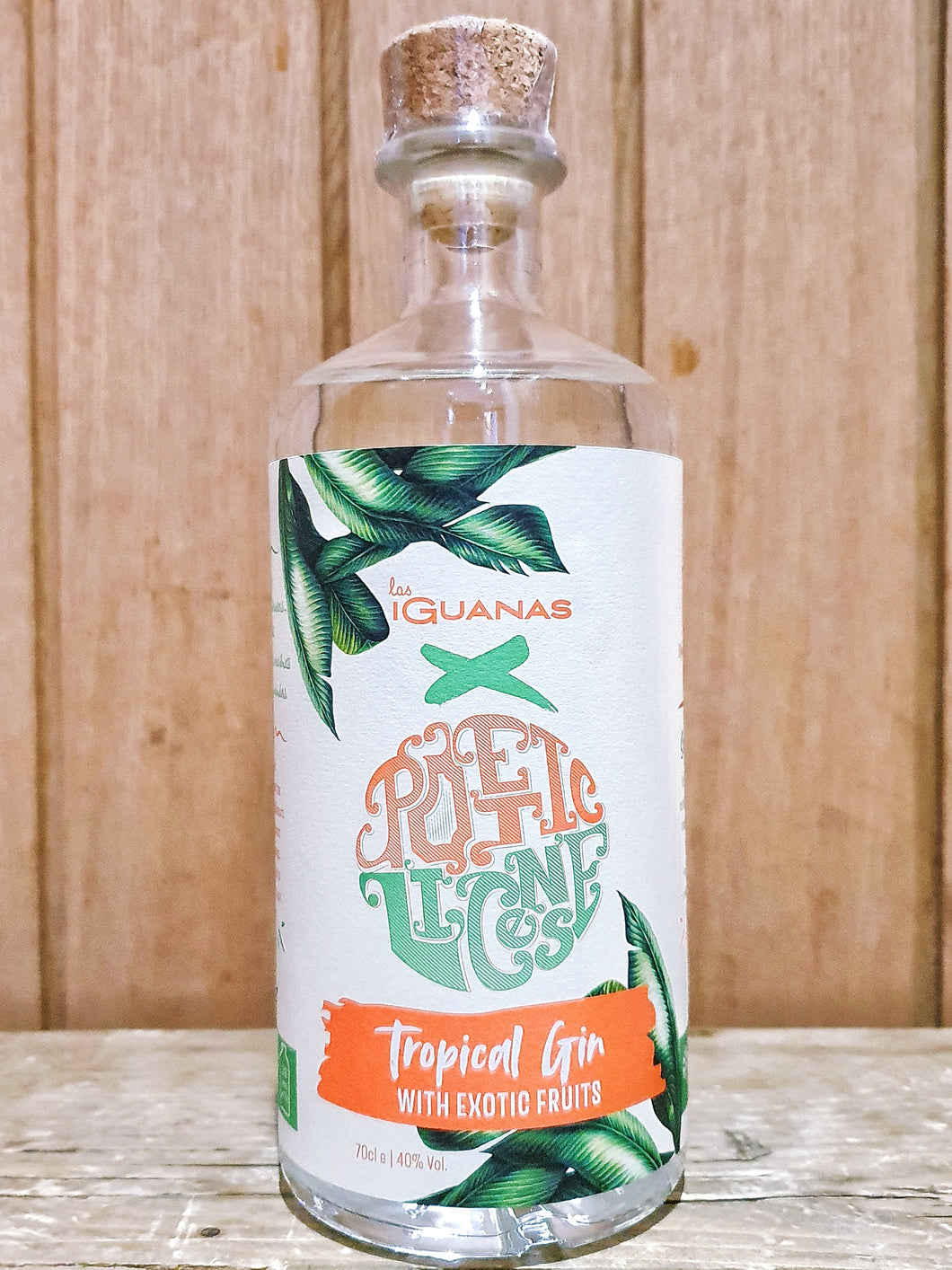 Poetic License - Las Iguanas Tropical Gin