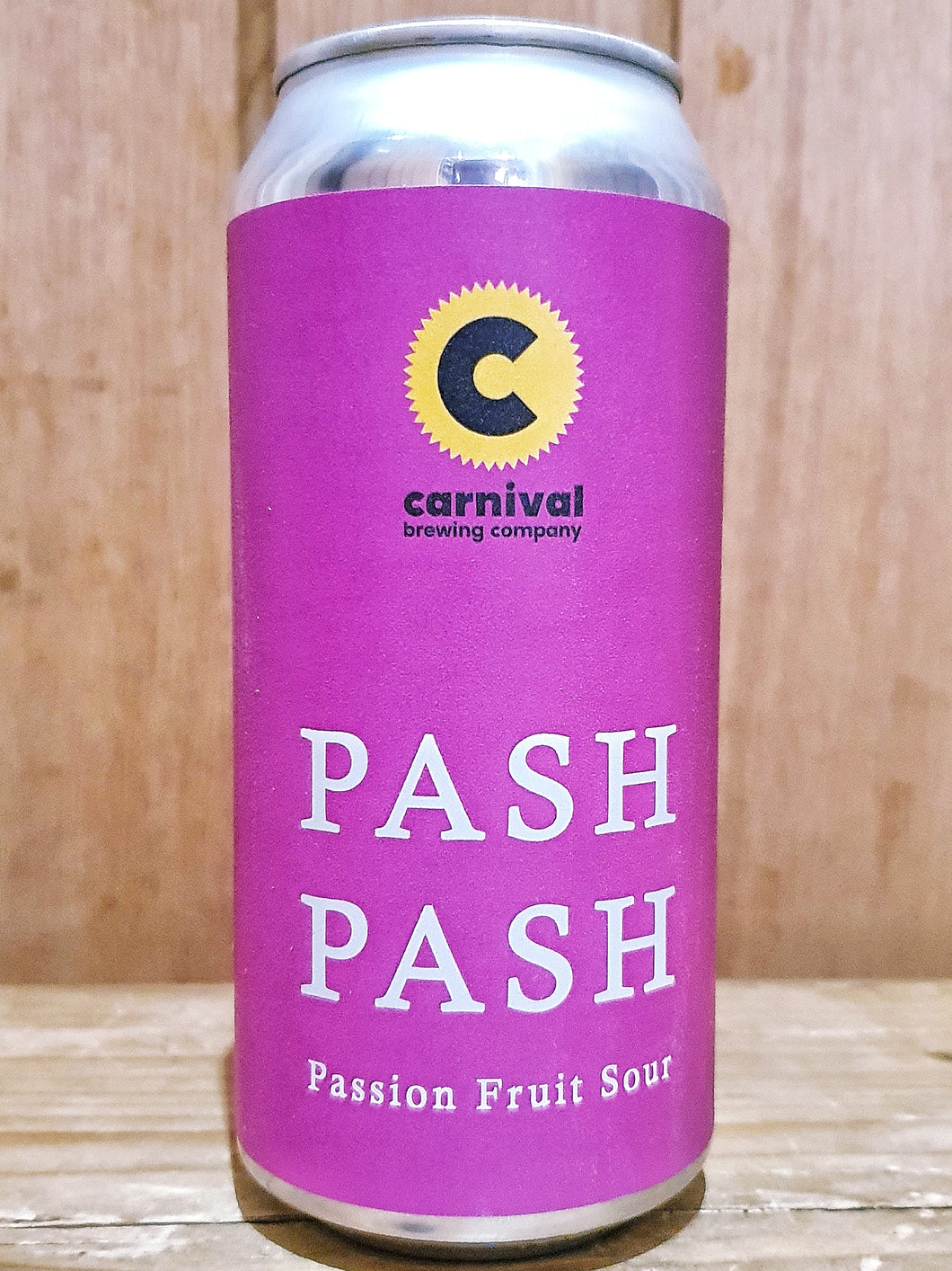Carnival Brewing Co - Pash Pash
