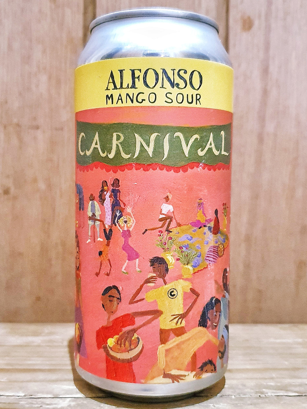 Carnival Brewing Co - Alfonso