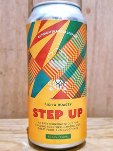 Cloudwater - Step Up