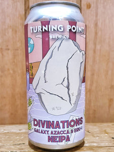Turning Point - Divinations