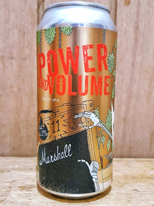 Crafty Devil Brewing - Power and Volume - ALESALE BBE1220