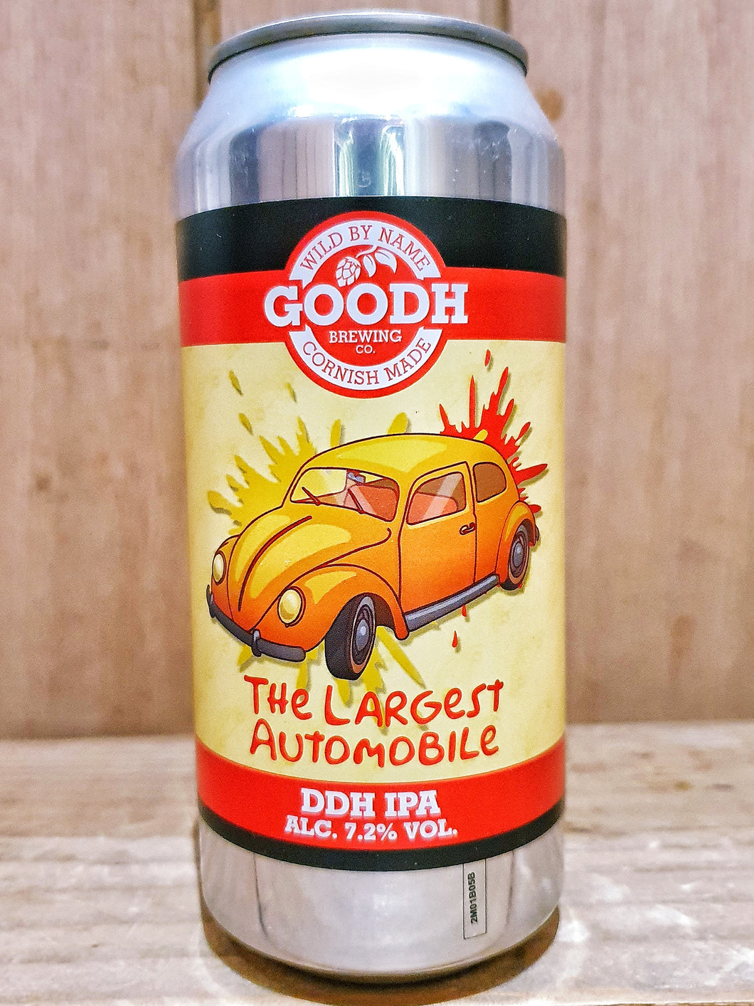 GoodH Brewing Co - The Largest Automobile - ALESALE BBE JAN21
