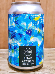 Mobberley Brewhouse - Snap Action